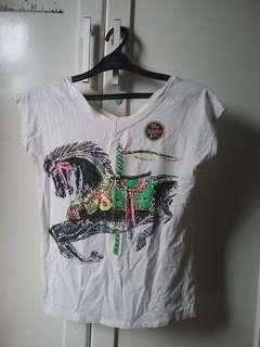 The Alpha Icon Shirt V Neck