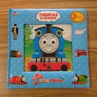Thomas & Friends My First Puzzle Board Book