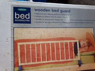Mothercare bed guard