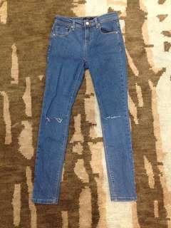 F21 Denim Jeans