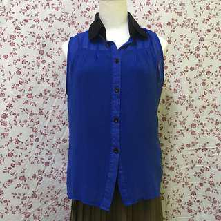 (REDUCED) Chiffon Top