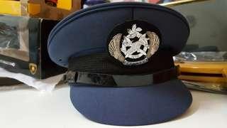 政府飛行服務隊制服帽