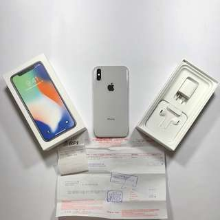 iPhone X Factory Unlocked with RECEIPT