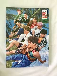 EXO The War Kokobop Ver B