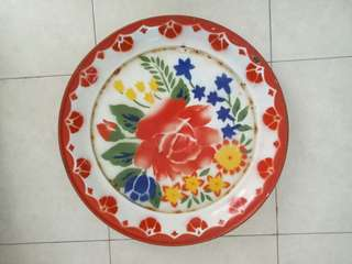 Old style big plate 50cm