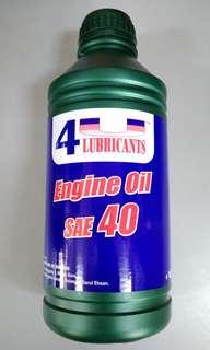 Engine Oil SAE 40