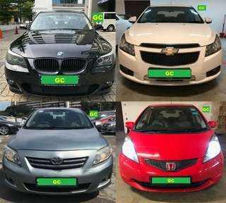 Honda Jazz RENTING OUT CHEAPEST RENT FOR Grab/Ryde/Personal