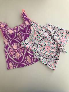 Carter's Baby Tops (6mths)