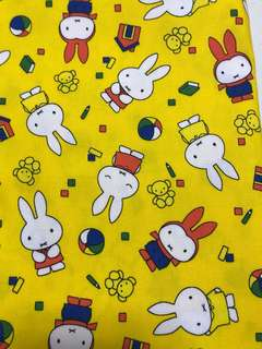 Authentic Miffy thick cotton