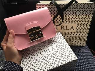 Authentic Furla Metropolis