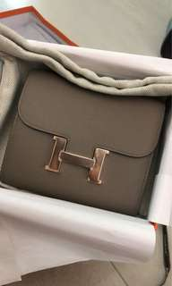 Hermes 銀包
