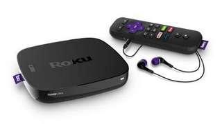 Roku Ultra 4K as good as Apple TV ☺️