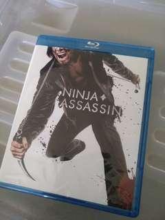 Blu ray, Ninja Assassin