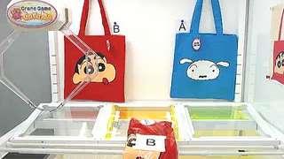 Crayon Shinchan Tote Bag.