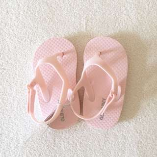 Old Navy Baby Girl Flip Flops