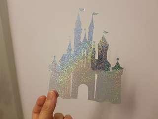 Cake Topper (Disney Castle)