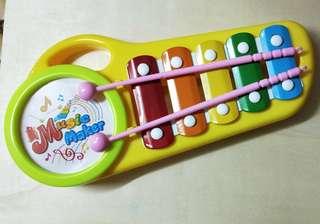 🚚 幼兒塑膠玩具