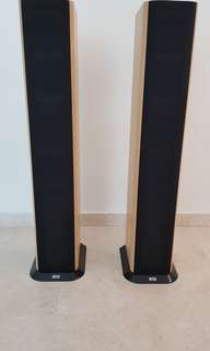 Heco Odean Tower 1 speakers