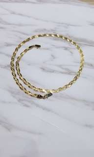 14K Italy Gold Chain