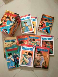 New Kungfu Boy 1 - 20 Complete