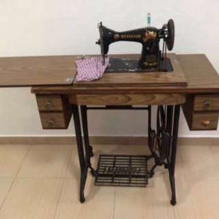 Moving out sale: Antique Sewing Machine
