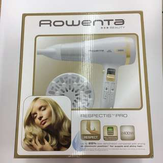 Rowenta Hair Dryer