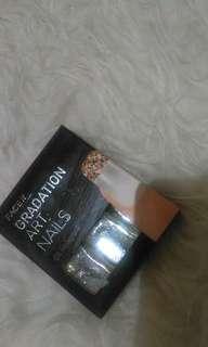 The face shop nail polish graduations (3nail polish)