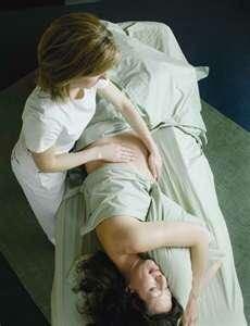 Posnatal massage 💆