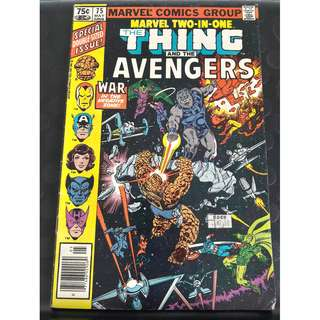 Marvel Two-In-One #75