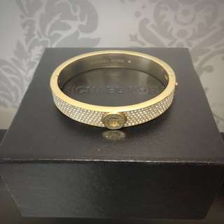 Michael Kors Bangle with Crystals