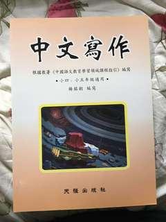 中文作文 合小四、小五年級