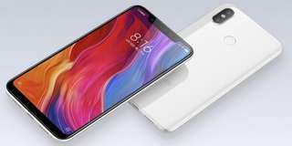 Kredit Mudah Xiaomi Mi 8 Smartphone 6/256GB White