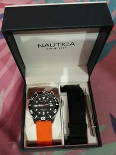 Nautica ORI watch