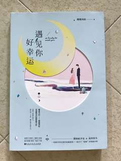 🚚 Chinese Books/Novels: 遇见你好幸运 Author: 暖暖风轻