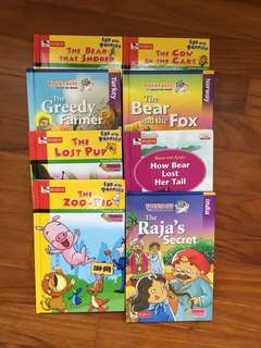 Robin Touch Me First Story Books