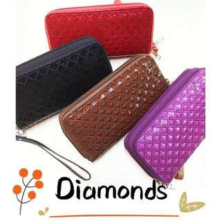 BRAND NEW! POUCH/WALLET W/ SHORT STRAP