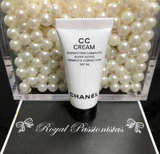 BN Chanel CC Cream. 5ml.