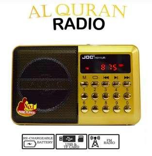 Gold Radio Al Quran 30 Juz