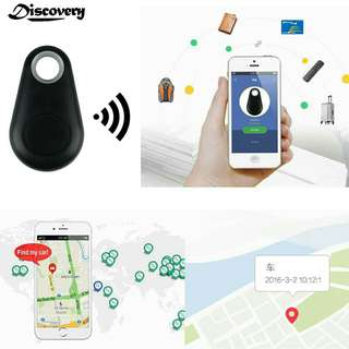 Wireless Bluetooth 4.0 Smart Anti-lost Tracker For Kids Children Black