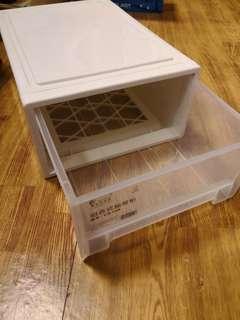Stackable Muji likable drawers
