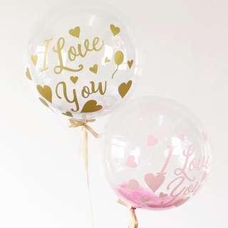 Personalized Helium Balloons