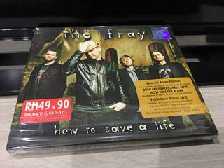 The Fray | How To Save A Life (Special Asian Edition)