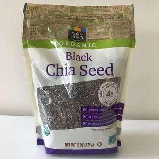 Organic Black Chia Seed 有機奇亞籽 425g