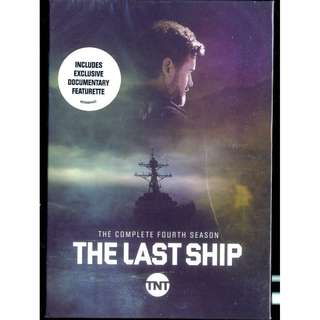 The Last Ship - The Complete Fourth Season - New DVD
