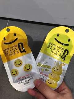 🚚 韓國國民解酒糖 Ready Q微笑解酒糖