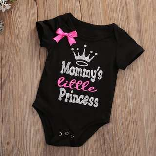 Mommy's Little Princess Romper