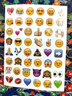Emoji 貼紙