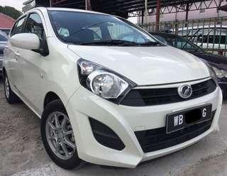 2015 Perodua Axia 1.0G (Auto)