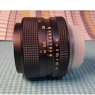 Rollei Planar Carl Zeiss Lens 50mm f1.8 / Tip-top condition
