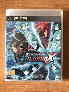 Ps3 Dengeki Bunko Fighting Climax